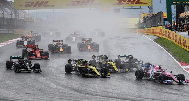 Formula 1 bir kez daha Türkiye'de