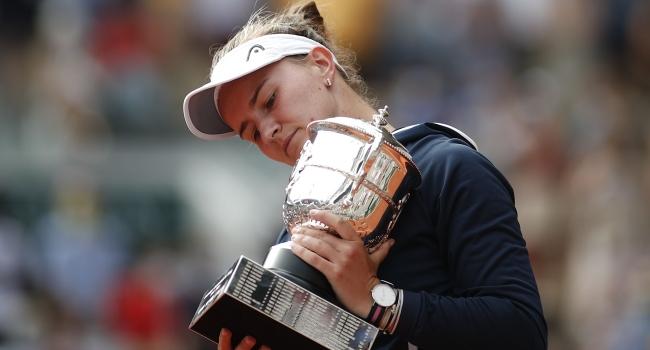 Fransa Açık'ta şampiyon Krejcikova