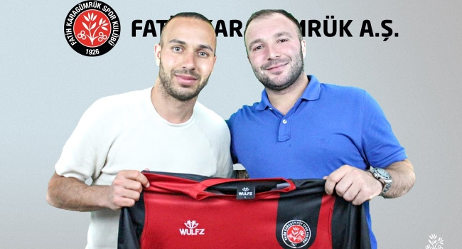 Kerim Frei yeniden Süper Lig'de